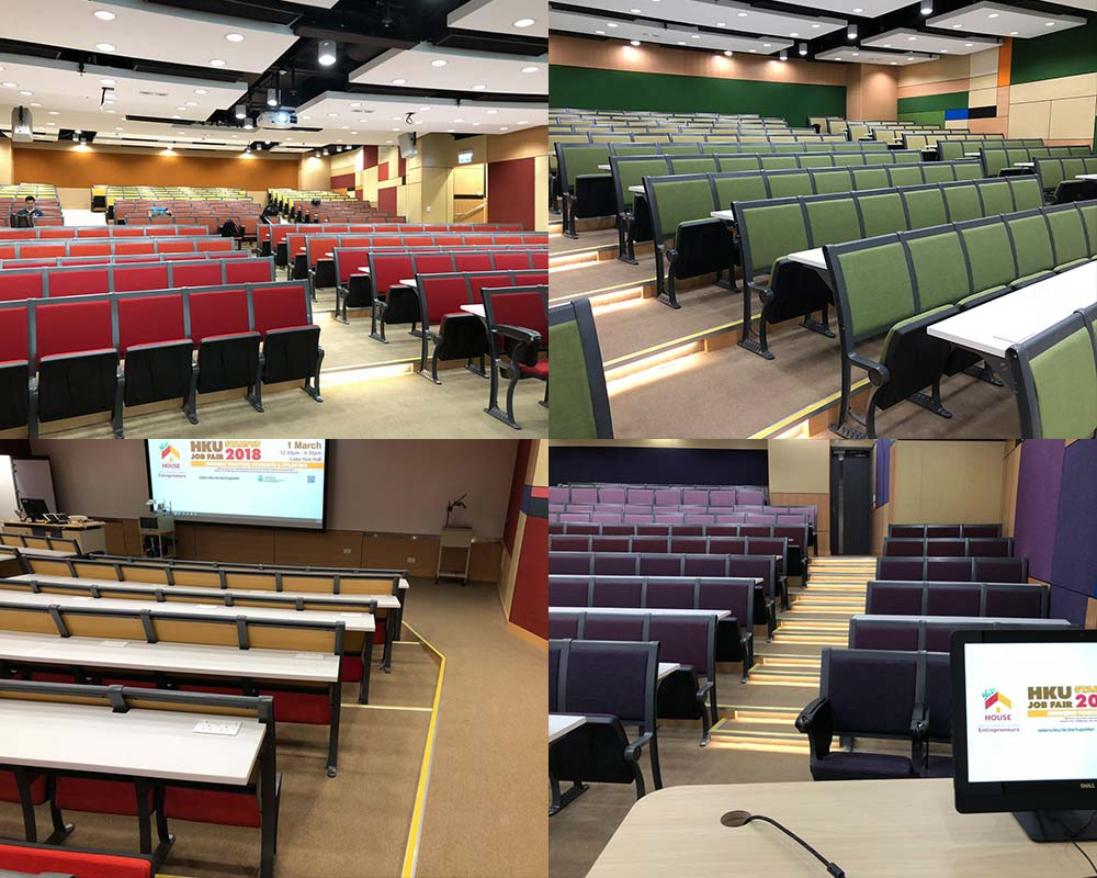 New Education Seating Project In The University of Hong Kong