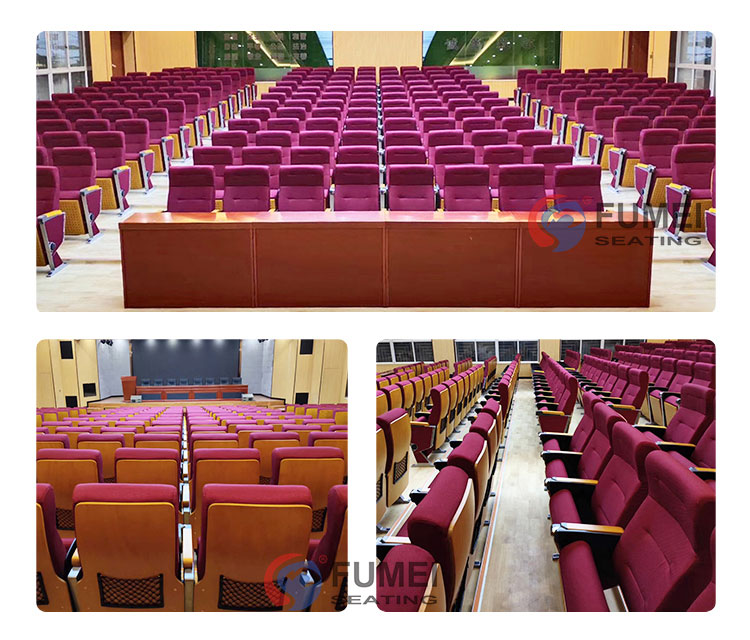 FM-263 Auditorium Seating Project Case