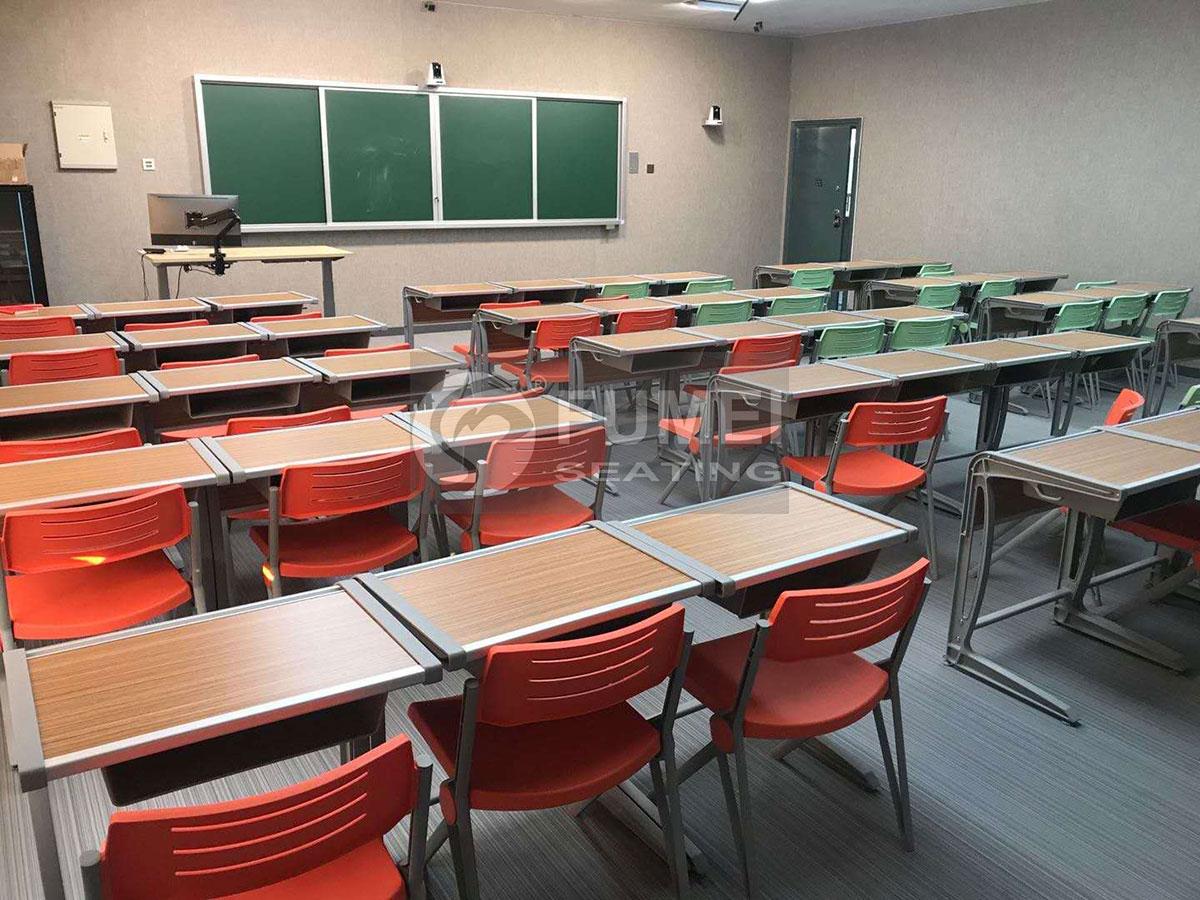 HT-8102 single desk project case