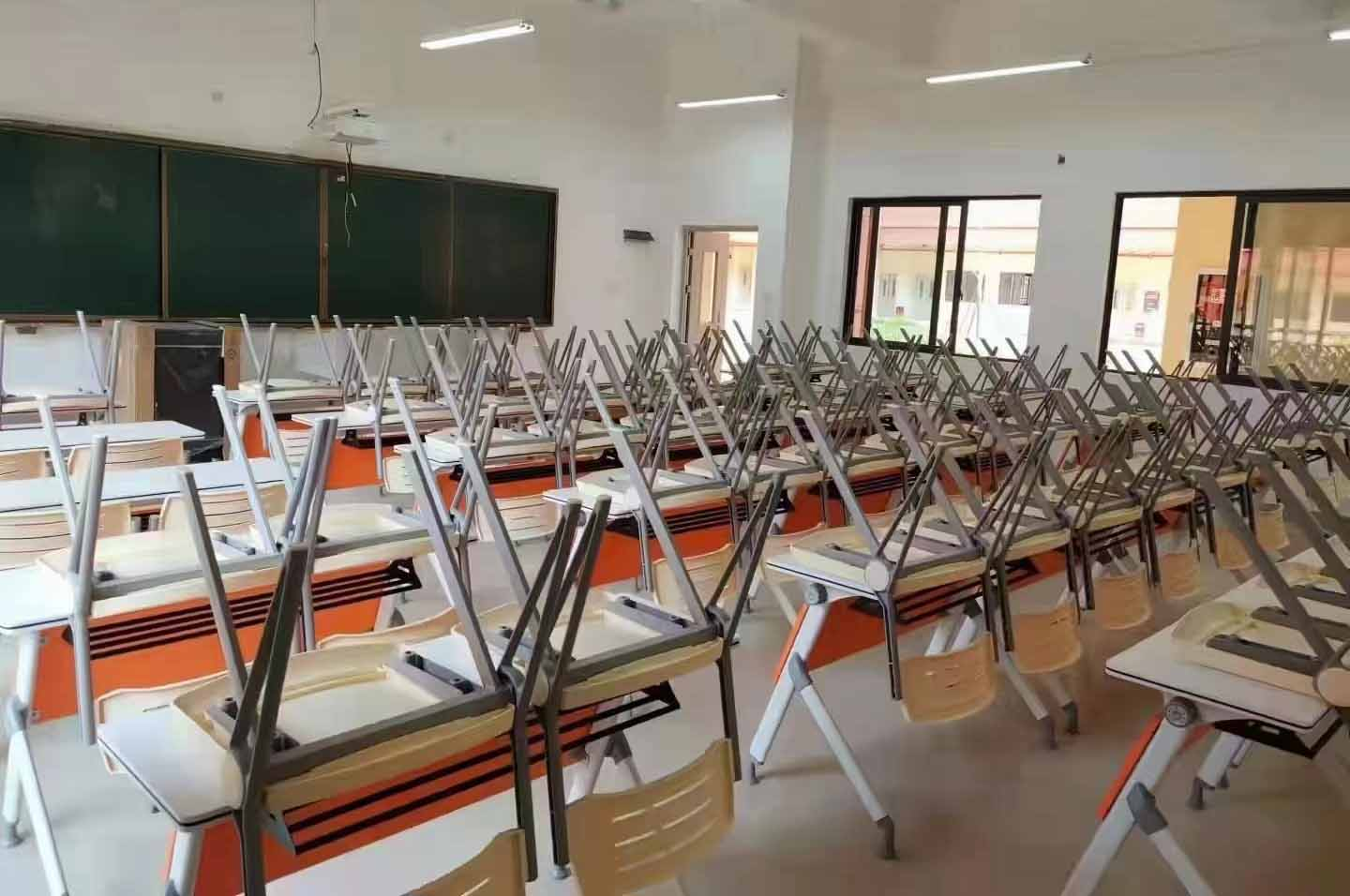 Guangxi International Business Vocational College Project