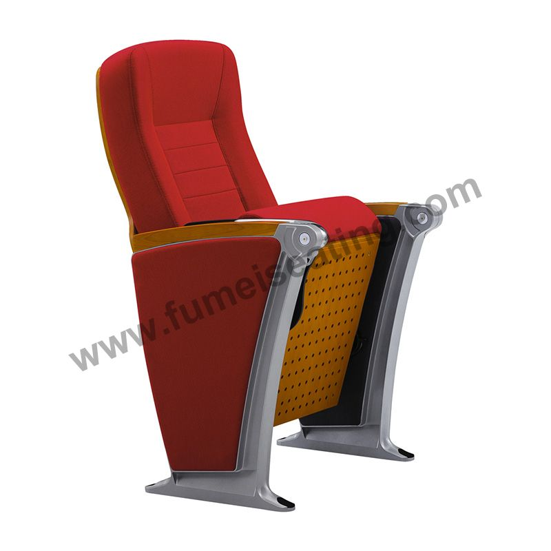 Theater Style Aluminium Frame Conference Lecture Hall Auditorium Chair FM-2005