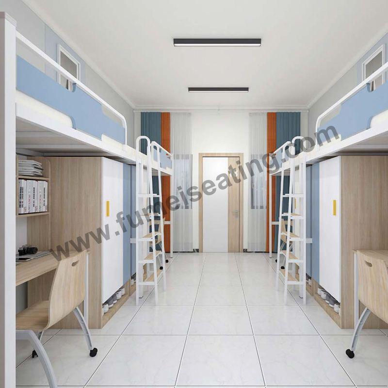 School Bed Manufacturer Dormitory Bunk Beds P102