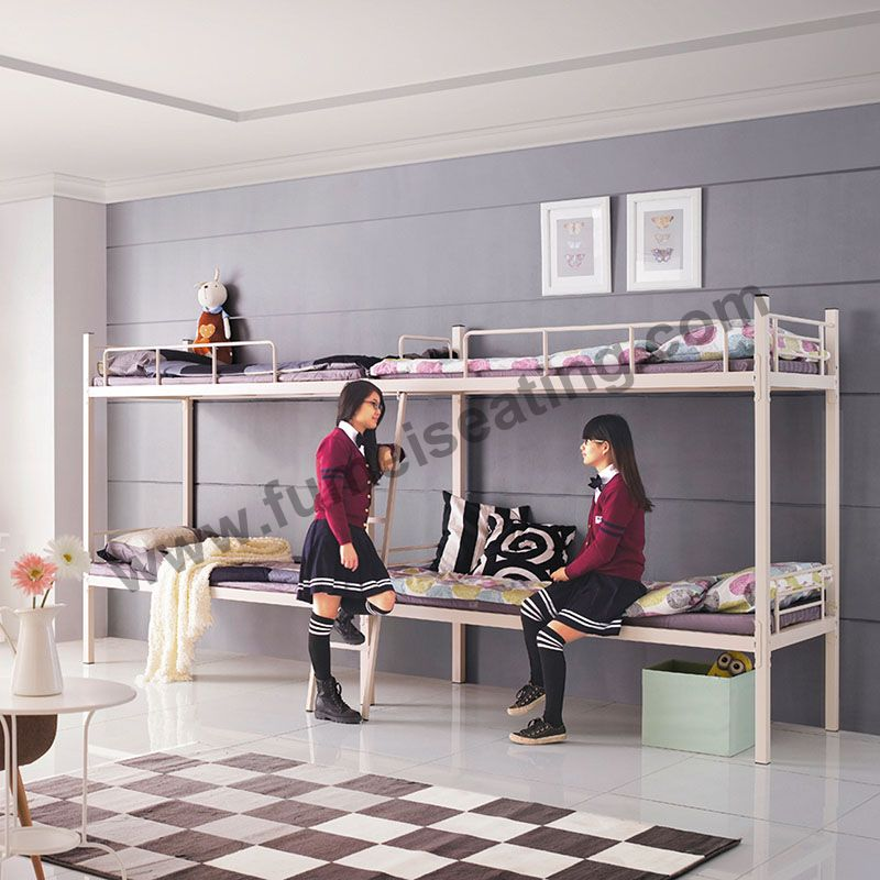 Metal University Bed School Bunk Beds FM-2053