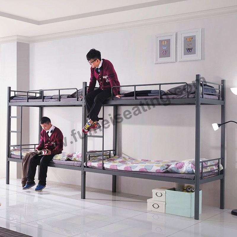 Metal Loft Beds For School Student FM-2055