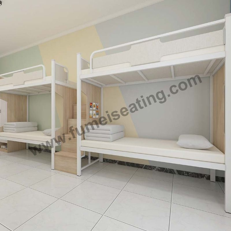 Metal Loft Beds For College Students T101